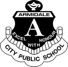Armidale City Public School logo